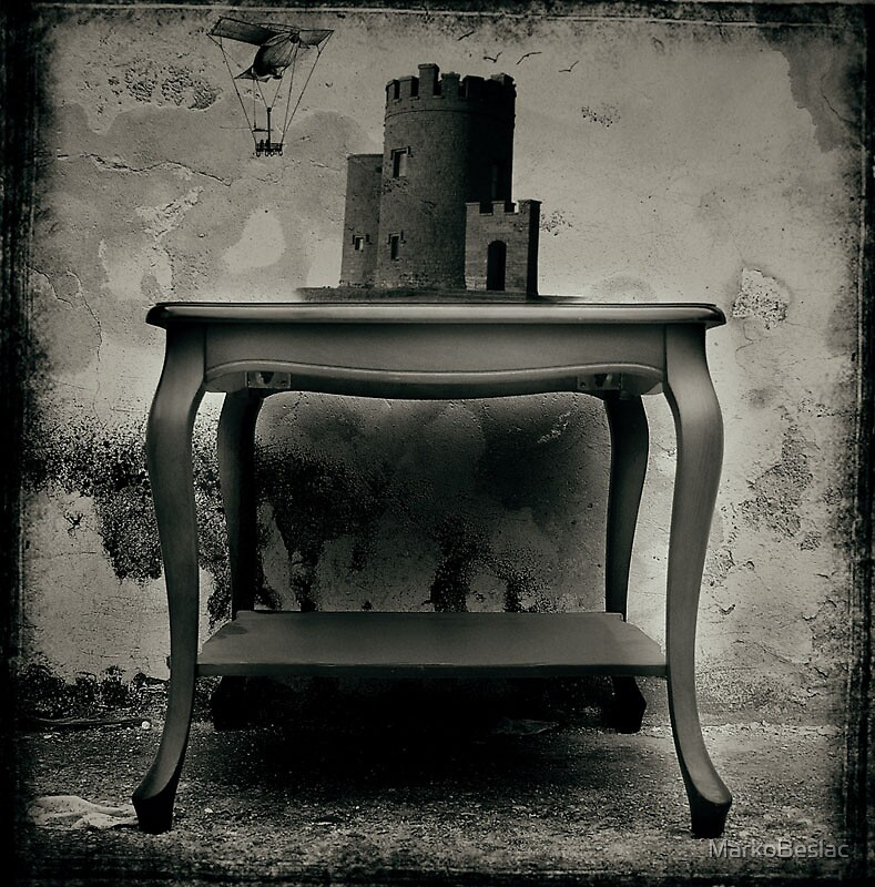 My Little World by MarkoBeslac