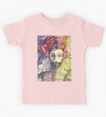 William Shakespeare--A Rose by any other name Kids Tee
