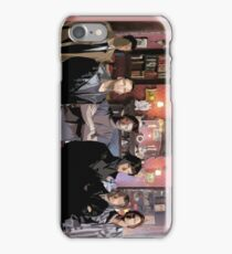 SuperWhoLock Team iPhone Case/Skin
