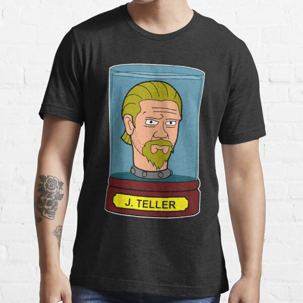 J Teller's Head In A Jar Essential T-Shirt