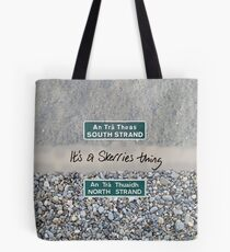 Skerries Beaches Tote Bag