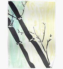 Bamboo #1 Poster