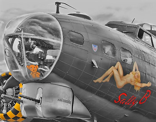 "Sally ""B"" HDR  by Colin  Williams Photography"