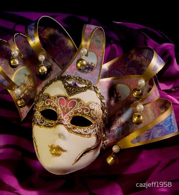 Masquerade by cazjeff1958