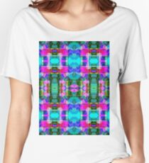 Psychedelic Glass Women's Relaxed Fit T-Shirt