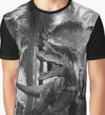 DINOSAURS THE LOST WORLD  Graphic T-Shirt