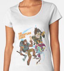 The Adventure Zone Women's Premium T-Shirt