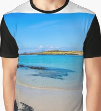 Sanna Bay 3 Ardnamurchan Graphic T-Shirt