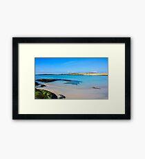 Sanna Bay 3 Ardnamurchan Framed Print