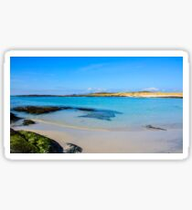 Sanna Bay 3 Ardnamurchan Sticker