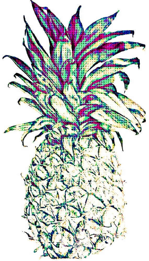 Pineapple by camlaf