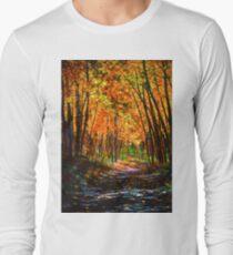 Mysterious Way Long Sleeve T-Shirt