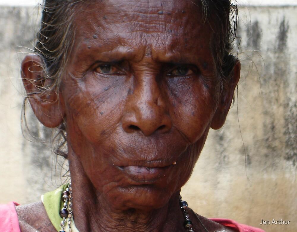 Goa Woman  by Jen Arthur