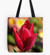 Indulgence - Red Tulip -NZ Tote Bag