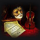 Venetian Masks collection - Baroque musical night by gameover