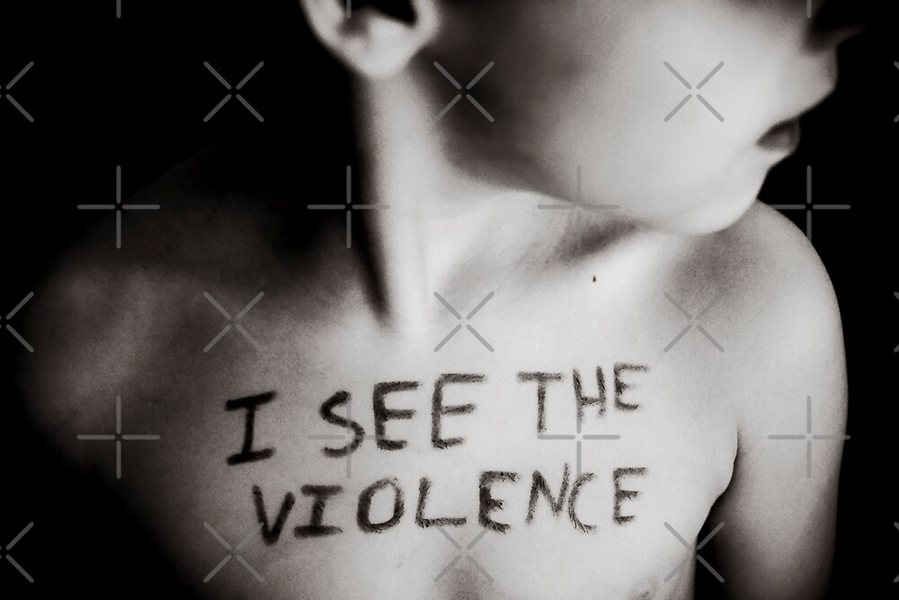 Domestic Violence Awareness by flawedemmy