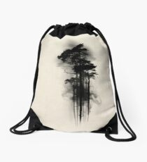 Enchanted Forest Drawstring Bag