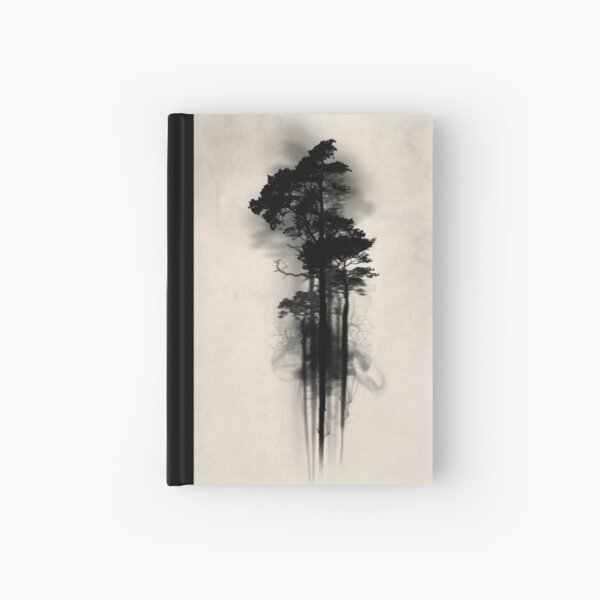 Enchanted Forest Hardcover Journal