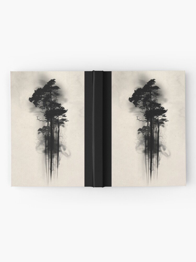 Alternate view of Enchanted Forest Hardcover Journal