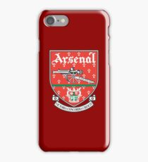 arsenal old wallpaper iPhone Case/Skin