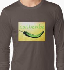 Caliente Pepper Long Sleeve T-Shirt