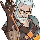 The Witcher - Salt Geralt by titi9712