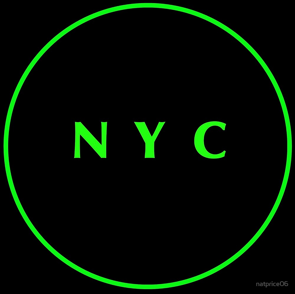 New York City Lime Green by natprice06