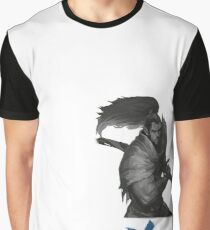 Yasuo The Unforgiven - Exclusive Design Graphic T-Shirt