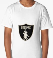 Raiders Long T-Shirt