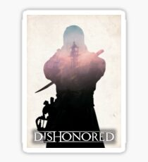Dishonored - Dunwall at Dusk Sticker