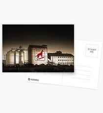 Dingo Flour Mill - Fremantle Western Australia  Postcards
