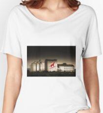 Dingo Flour Mill - Fremantle Western Australia  Women's Relaxed Fit T-Shirt