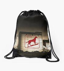 Dingo Flour Mill - Fremantle Western Australia  Drawstring Bag