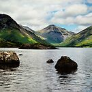 Wastwater Lake District by Sarah Couzens