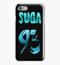 BTS - Suga '93 iPhone Case/Skin