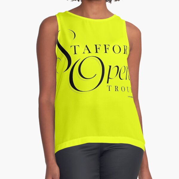 Stafford Opera Troupe - The Classic Sleeveless Top
