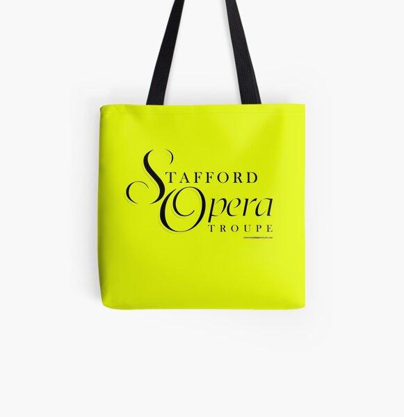 Stafford Opera Troupe - The Classic All Over Print Tote Bag