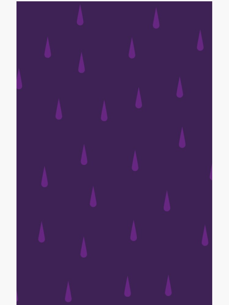 purple rain 2 by silvia-vacca