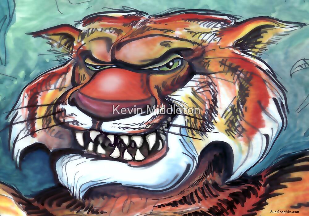 Tiger by Kevin Middleton