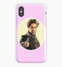 Eighth doctor iPhone Case