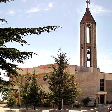St Charbel, Lebanon by ckonsol
