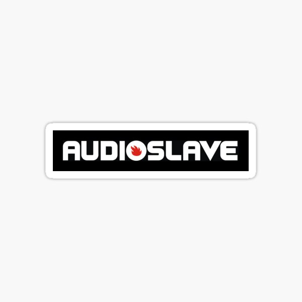 Audioslave Sticker