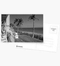 Shadow people Postcards