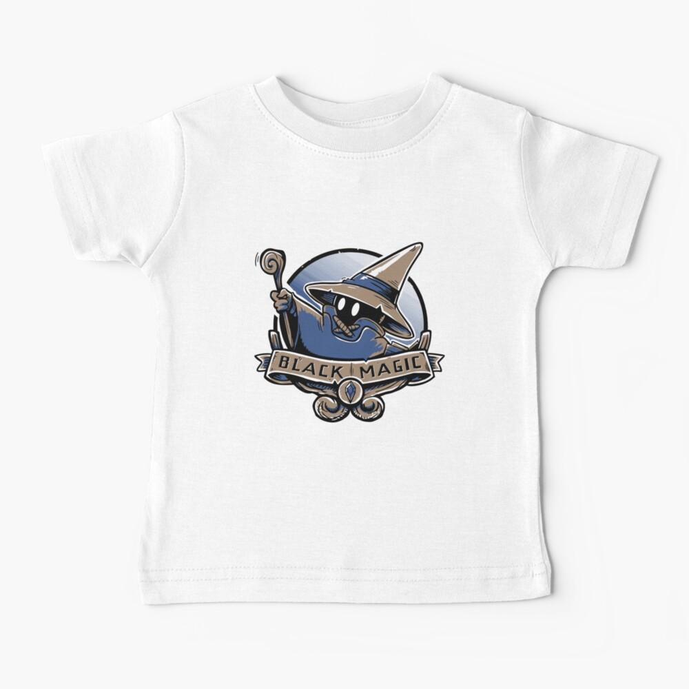 Black Magic School Camiseta para bebés