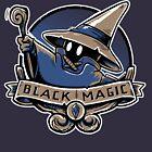 «Black Magic School» de otzee