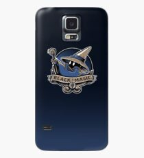 Funda/vinilo para Samsung Galaxy Black Magic School