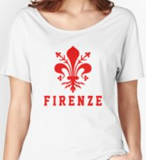 Firenze Women's Relaxed Fit T-Shirt