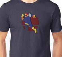Smash Bros: Captain Falcon Unisex T-Shirt