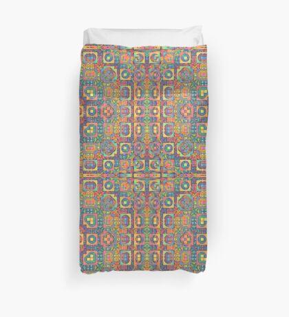 A Vintage Look (aka Grandma's Quilt) Duvet Cover