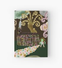 A Glitchian Emerges Hardcover Journal